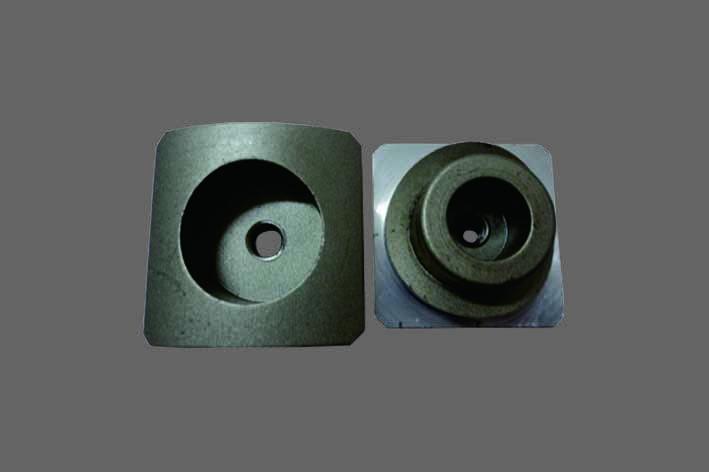 鞍型多通接头焊接模头